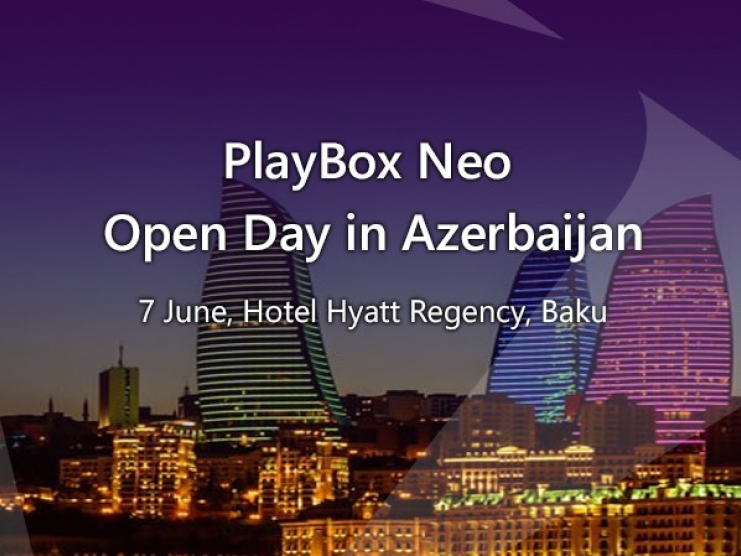 Open Day in Baku