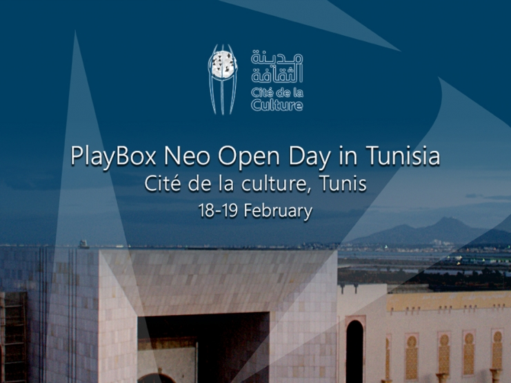Open Day in Tunisia