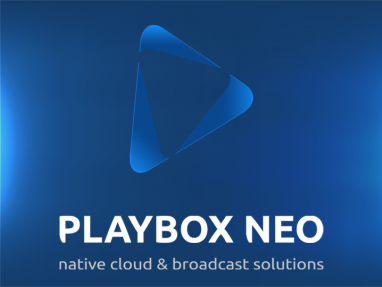 PlayBox Neo - native cloud and broadcast solutions