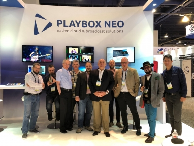 Team at NAB2019