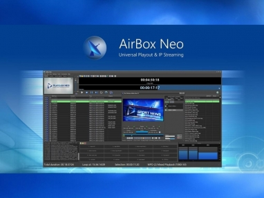 AirBox Neo GUI