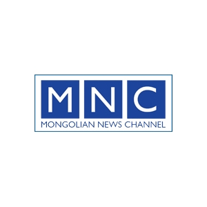 Mongolian News Channel logo