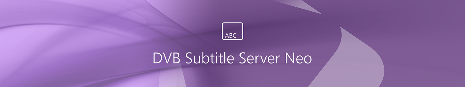 DVB Subtitle Server   PlayBox Neo