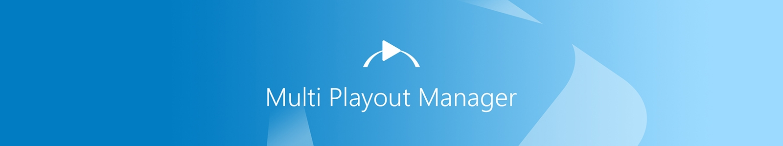 Multi Playout Manager logo