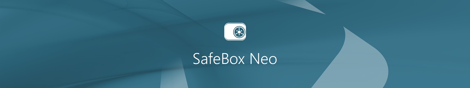 SafeBox Neo banner